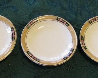 Vintage Open Salts Porcelain, Fine China,