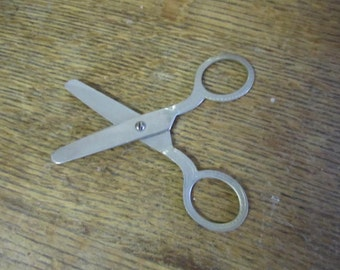 Vintage school Scissors. School craft  scissors. School Scissors. Made in the USA