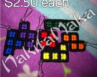Tetris pieces