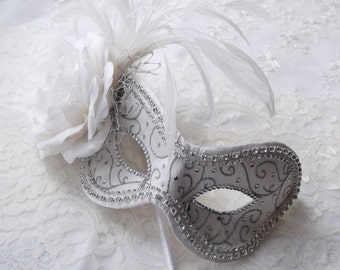 Masquerade Wedding Mask