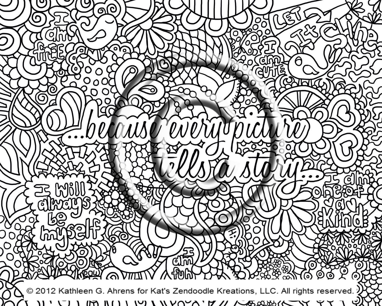psychedelic coloring pages - photo#21