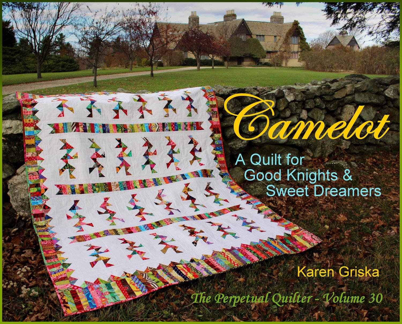 Camelot Quilt Pattern Indian Quilt Modern Scrap Quilt : indian quilt pattern - Adamdwight.com