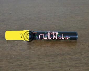 One Yellow Bistro Chalkboard Marker