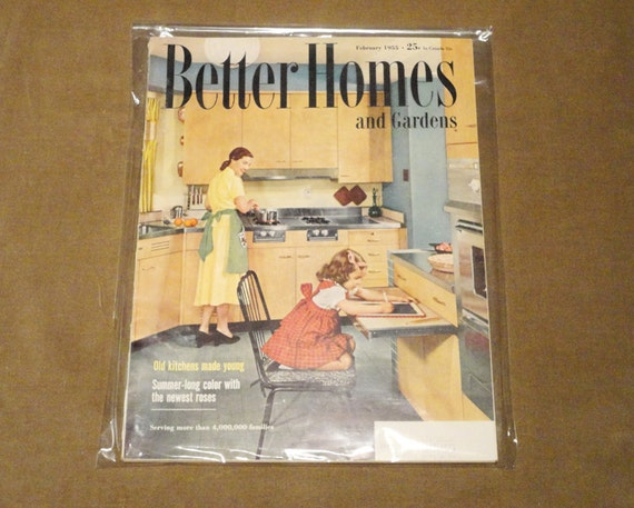 Complete Magazine February 1955 Better Homes And Gardens