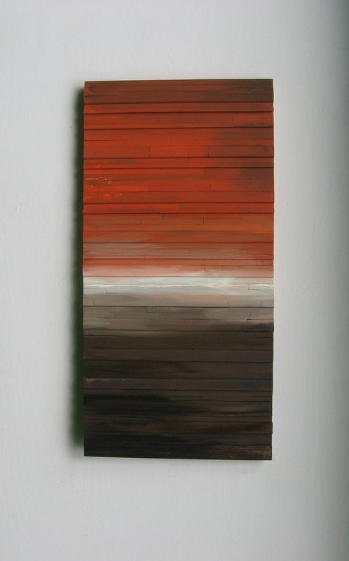 Art wood wall art reclaimed wood landscape art abstract Reclaimed wood wall art for sale