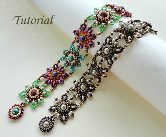 etsy seed bead crafts