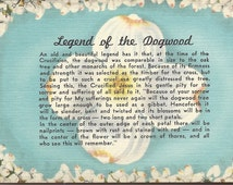 Intrepid image with regard to legend of the dogwood tree printable