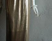 1980 Whiting and Davis Mesh Skirt by Anthony Ferrara