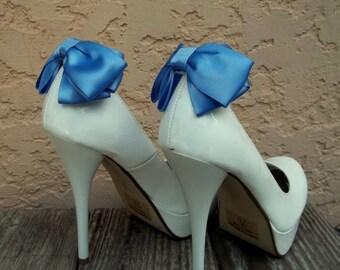 Bridal Shoe Clips, Wedding Shoe Clips, Shoe Clips, Bow Shoe Clips, Wedding Accessories, Bridal Accessories, Clips for Wedding Shoes, Bridal