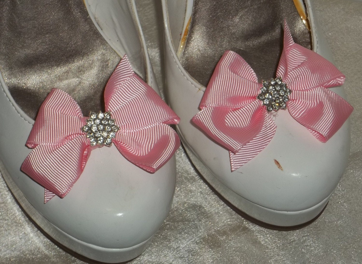 light pink shoe prom by shoeclipsonly