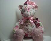 Shabby teddy bear
