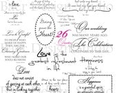 Digital Word Art about Love, Inspirational Quotes, Printable Quotes, Love Quotes, Clip Art Valentine, Digital Stamp Images, #15183