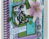 Notebook, Art Journal, Sketchbook, Smashbook