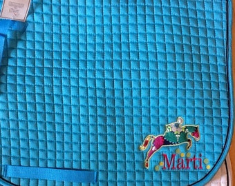 Dots Saddle Pad