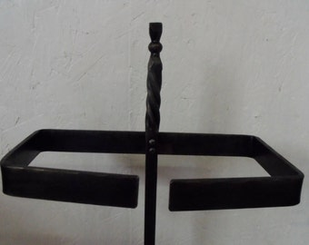 Free Standing Fireplace Tool Stand