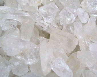 8 PIECE RAW CRYSTAL Lot Larger to medium crystals for jewelry design from Brazil