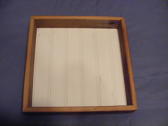 12 1 2 X 12 1 2 Shadow Box Wall Unit