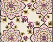 Art Gallery Fabric - Dream Catcher Raffia - Golden Spirit Palette - Bijoux Collection-Choose Your Cut 1/2 Yard or Full Yard