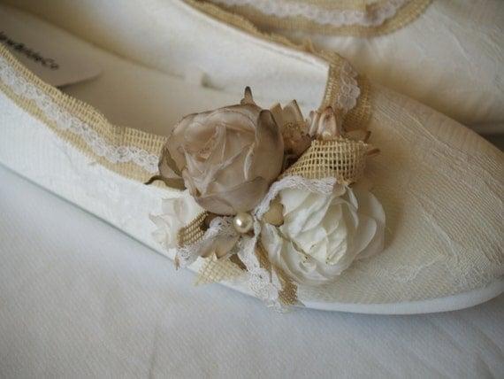 Wedding Flats Vegan Shoes Rustic Wedding Style By NewBrideCo