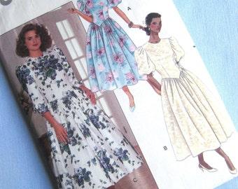 Butterick 5257, Sizes 6-12, Dress, Uncut