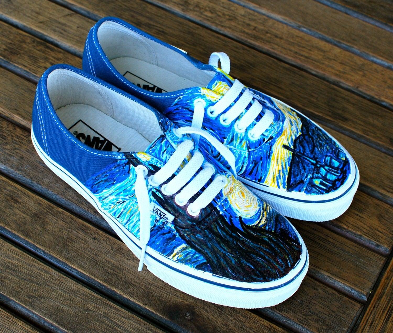 Van Gogh Tennis Shoes