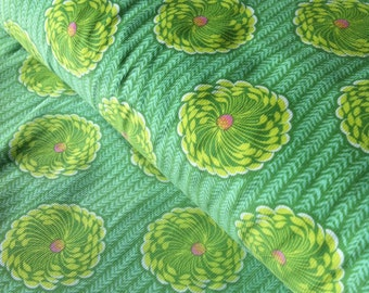Delhi Blooms corduroy by Amy Butler - sale
