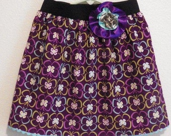 Girls corduroy skirt size 5