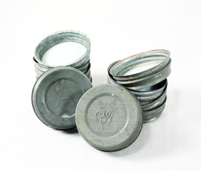 Canning Jar Lids & Rings