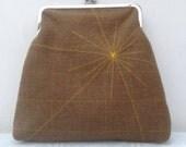 RESERVED Harris tweed handbag