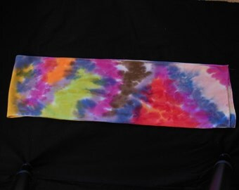 Scarf, Hand Dyed, 100% Bamboo Rayon Mix