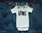 baby BODYSUIT - King & Crown