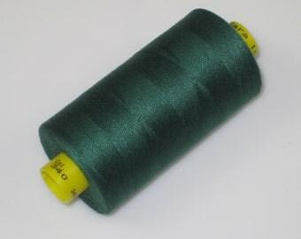 Sewing Thread, Spruce Green 340 Gutermann Superior Sewing Thread on 1094 Yard Spool