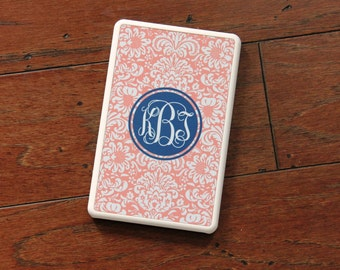 SALE - Monogrammed Kindle Fire Case - Many Colors and Designs Available