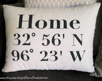 Home coordinates decorative pillow 12x16 with insert