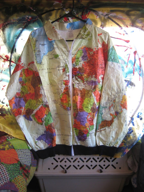 Map jacket tyvek images map jacket tyvek tyvek 90s world map jacket tyvek 90s world map jacket source abuse report gumiabroncs Choice Image