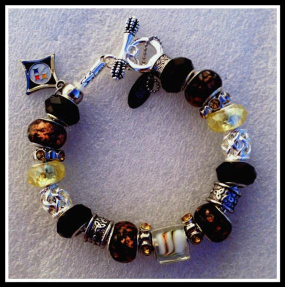 Davinci Charm Bracelet: Items Similar To DaVinci Trinkette Style Pittsburgh