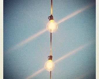 Bright Lights Photo Print