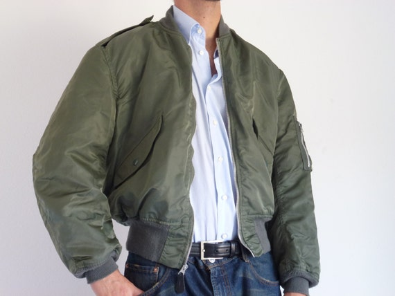 L 2B Flight Jacket   Outdoor Jacket