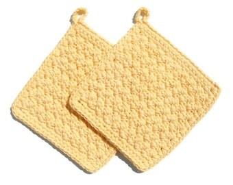 Popular Items For Crochet Pot Holder On Etsy