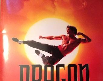 Dragon, the Bruce Lee Story movie press kit.