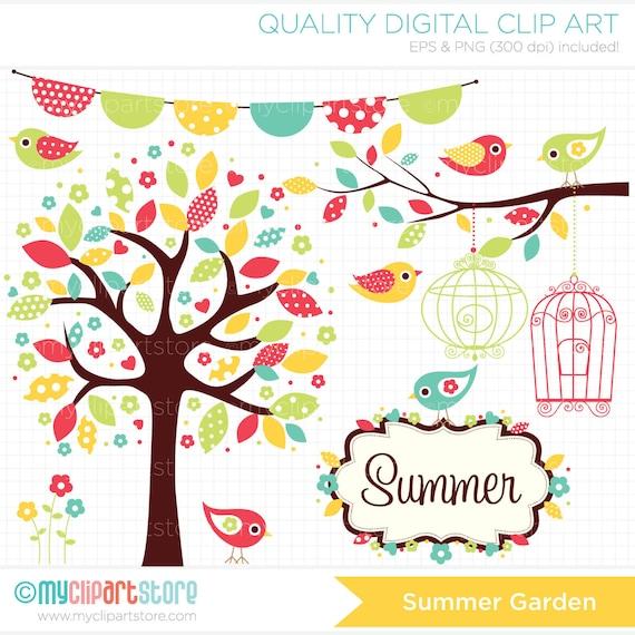 summer clipart etsy - photo #20
