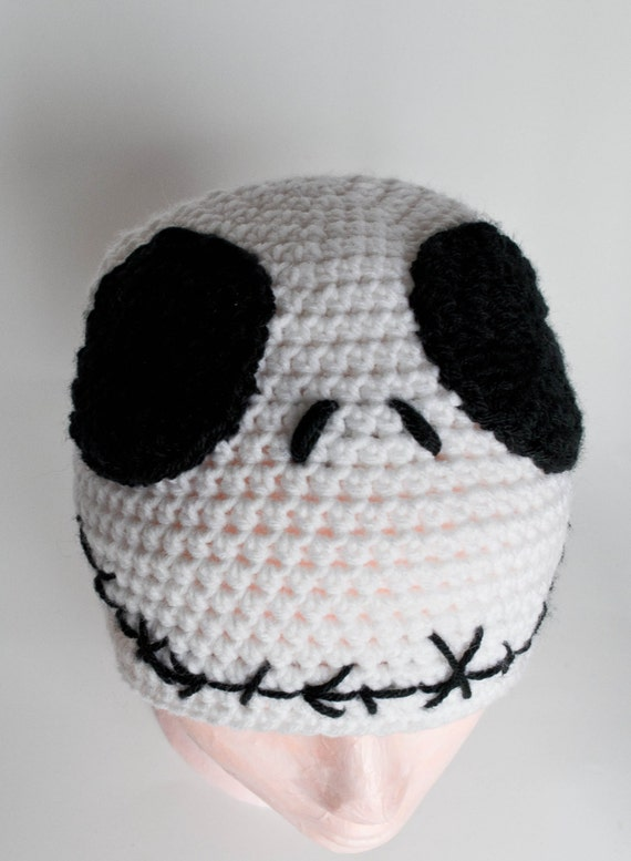 Nightmare Before Christmas Crochet Hat Pattern Free Legitefo For