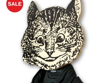 SALE 30% OFF Unique hanger - hook - mask - Tom cat, use it as a hanger or just a decor article in your creative home or office