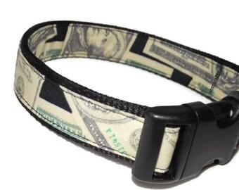 Get that Money Dog Collar