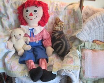 Dakin Raggedy Andy Doll  :)S