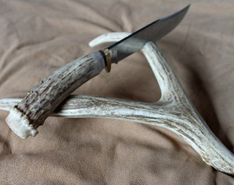 Deer Antler Knife Display Stand ONLY