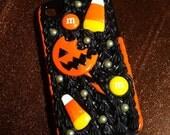Sam's Lollipop Halloween decoden Iphone 4/4S case