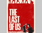 The Last Of Us variant poster
