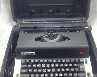 Olympia type writer