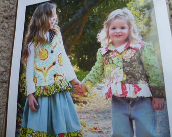 The Natty Jacket & Vest by Pink Fig Patterns